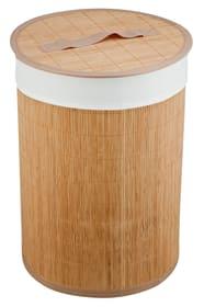 Bamboo Wäschekorb Do it + Garden 675133300000 Bild Nr. 1