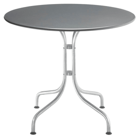 BAHAMAS Ø90 x 72 cm Table Schaffner 753198100000 Photo no. 1