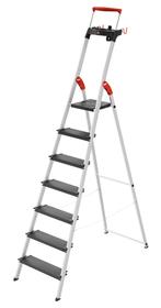 Scala per uso domestico L100 TopLine Hailo 630914700000 Numero di livelli 7 N. figura 1