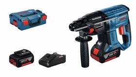GBH 18V-21 Kit, 2 Akkus Bohrhammer Bosch Professional 616125000000 Bild Nr. 1