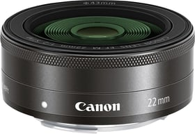 EF-M 22mm F2.0 STM Objectif Canon 785300123956 Photo no. 1