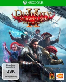 Xbox One - Divinity: Original Sin 2 - Definitive Edition Box 785300136875 Photo no. 1
