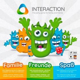 Interaction Party Game Giochi di società 747654200000 N. figura 1