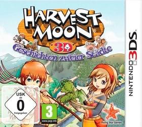 3DS - Harvest Moon 3D: Geschichten zweier Städte