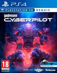 PS4 - Wolfenstein: Cyberpilot VR  F Box 785300145243 Bild Nr. 1