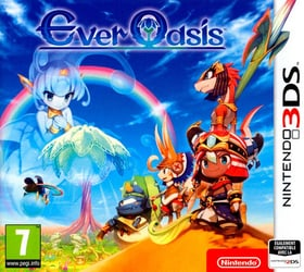 3DS - Ever Oasis (F)