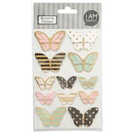 Foliensticker, Butterfly I AM CREATIVE 666207400000 Bild Nr. 1