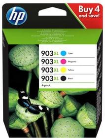 Combopack 903XL CMYBK cartuccia d'inchio Cartuccia d'inchiostro HP 798552100000 N. figura 1