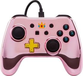 Chrome Controller Pink Peach Controller PowerA 785300141254 Bild Nr. 1