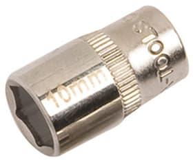 Steckschlüsseleinsatz Comfort Stecknüsse Lux 601030200000 Grösse 10 mm Bild Nr. 1