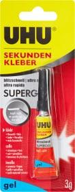 Colle instantanée ultra rapide    Super gel Uhu 663055100000 Photo no. 1