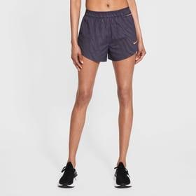 Tempo Luxe Icon Clash Running Shorts Damen-Shorts Nike 470453600549 Grösse L Farbe dunkelviolett Bild-Nr. 1