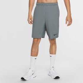 Flex Woven Training Short Herren-Shorts Nike 468037200383 Grösse S Farbe Dunkelgrau Bild-Nr. 1