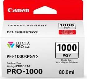 PFI-1000 Cartouche d'encre photo grigio