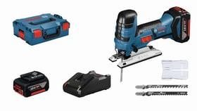 Scie sauteuse GST 18V-Li S, 2 batteries Bosch Professional 616121300000 Photo no. 1