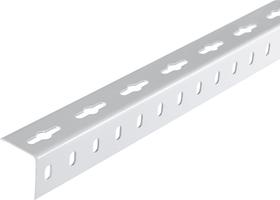 Winkel-Profil gleichschenklig 1.5 x 35.5 mm gelocht weiss 1 m alfer 605036100000 Bild Nr. 1