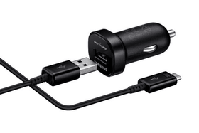 Car Charger mini AFC microUSB