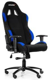 AKRacing K7012 Spielsitz schwarz/blau 95110059071717 Bild Nr. 1