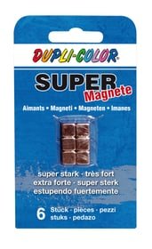 Super magneti, 6 pz. Dupli-Color 660563800000 N. figura 1