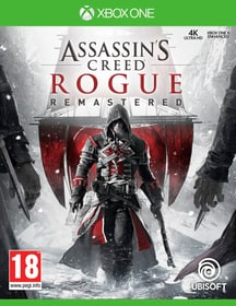 Xbox One - Assassin's Creed Rogue - Remastered (D/F/I) Box 785300132156 Photo no. 1