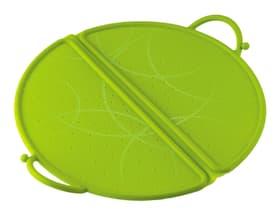 TURI Protection contre les éclaboussures Kuhn Rikon Design 441120703000 Couleur Vert Dimensions P: 31.0 cm x H: 2.5 cm Photo no. 1