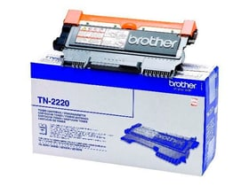 TN-2220 HY Toner black Tonerkartusche Brother 797542200000 Bild Nr. 1