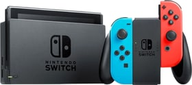 Switch Neon-Rot/Neon-Blau V2 2019 Console Nintendo 785444000000 Photo no. 1