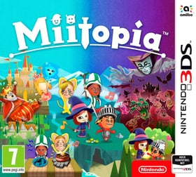Miitopia 3DS (D) Box 785300122549 Photo no. 1