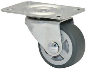 Möbel-Lenkrolle D30 mm Möbelrollen Wagner System 606429300000 Bild Nr. 1