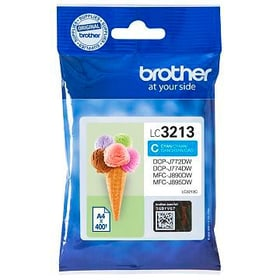 LC-3213C cyan Cartouche d'encre Brother 798556600000 Photo no. 1