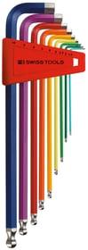 Farbige Winkelschraubenzieher-Sätze PB 212 H10 PB Swiss Tools 602777600000 Bild Nr. 1