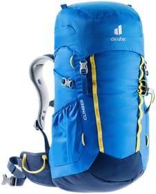 Climber Kinder-Rucksack Deuter 466221300040 Grösse Einheitsgrösse Farbe blau Bild-Nr. 1