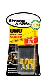 SUPER STRONG Sekundenkleber + Alleskleber Uhu 663086300000 Bild Nr. 1