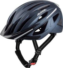 Haga Casque de vélo Alpina 465028351340 Taille 51-56 Couleur bleu Photo no. 1