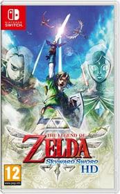 NSW - The Legend of Zelda: Skyward Sword HD Box Nintendo 785300158349 N. figura 1