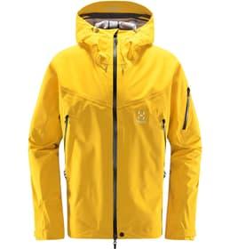 Roc Spire Veste pour homme Haglöfs 465743900450 Taille M Couleur jaune Photo no. 1