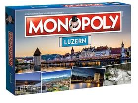 Monopoly Luzern (DE) Gesellschaftsspiel 748682290000 Sprache MONOPOLY LUZERN_DE Bild Nr. 1