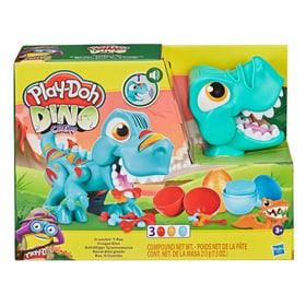 Crunchin T-Rex Pongo Play-Doh 746174600000 N. figura 1