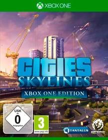 Xbox One - Cities: Skylines