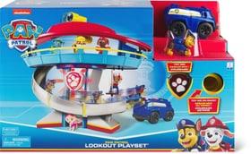 Paw Patrol Lookout Headquarter Sets de jeu Spin Master 747707200000 Photo no. 1