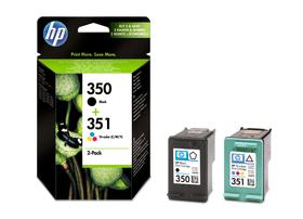 SD412EE Combopack nr. 350/351 black/color Cartuccia d'inchiostro HP 797512000000 N. figura 1
