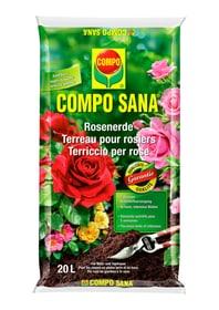 Terriccio per rose, 20 l Terriccio per piante Compo Gesal 658113800000 N. figura 1