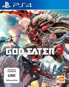 PS4 - God Eater 3 Box 785300141188 Bild Nr. 1