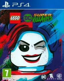 PS4 - LEGO DC Super-Villains (D/F) Box 785300136803 Photo no. 1