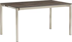 MALO Table au jardin 408013014004 Dimensions L: 140.0 cm x P: 80.0 cm x H: 75.0 cm Couleur OXIDO TERRA Photo no. 1