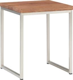 AVO Table d'appoint 402142500000 Dimensions L: 30.0 cm x P: 30.0 cm x H: 37.0 cm Couleur Chêne rustique massif Photo no. 1