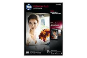 CR673A Ink Jet Premium Plus Photopaper Carta fotografica HP 797521300000 N. figura 1