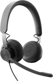 Zone Wired casque d'écoute USB Logitech 798308700000 Photo no. 1