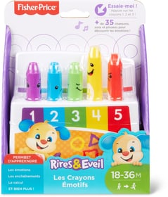 Les Crayons Émotifs (F)