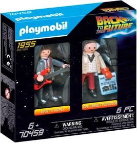 70459 Marty McFly & Emmett PLAYMOBIL® 748032600000 N. figura 1